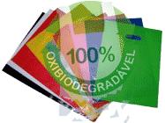 Sacolas Plásticas oxi-biodegradáveis